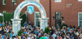 Bentley Class of 2020 Convocation: The Start of Something Great