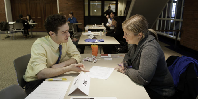 Career Communities Program Gives Students Head Start in Career Planning