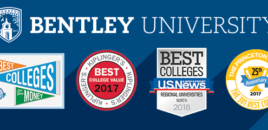 National publications hail Bentley as top education value
